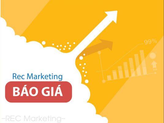 Báo giá thuê ngoài phòng marketing