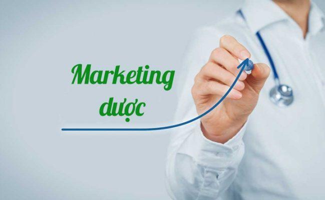 chiến lược marketing mix của công ty dược