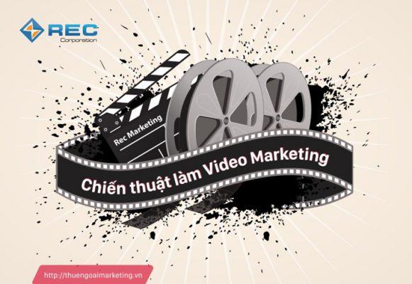 Chiến thuật làm video marketing