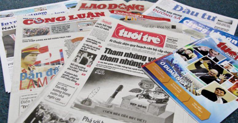 Tư vấn quảng cáo báo giấy