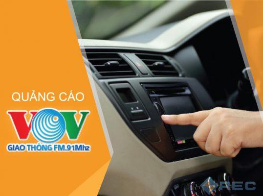 quảng cáo vov giao thông Hà nội